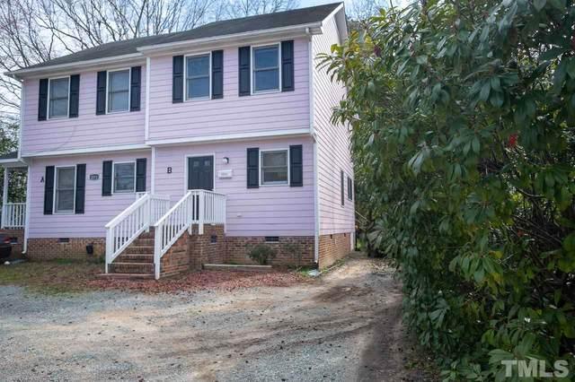 2211 Chapel Hill Road, Durham, NC 27707 (#2304673) :: Sara Kate Homes