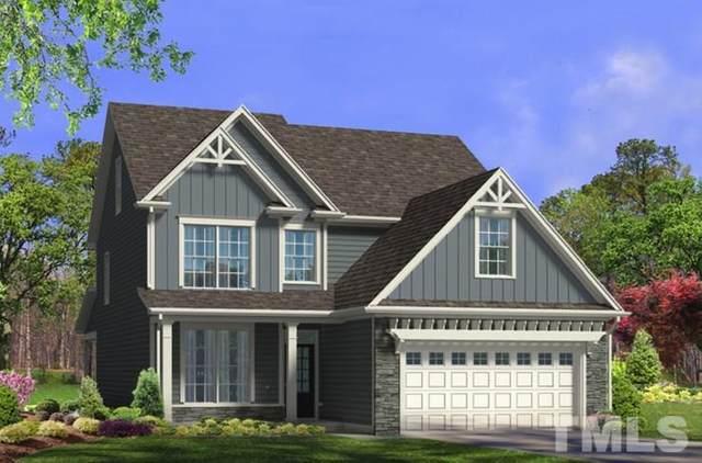 1256 Valley Dale Drive, Fuquay Varina, NC 27526 (#2304694) :: Sara Kate Homes