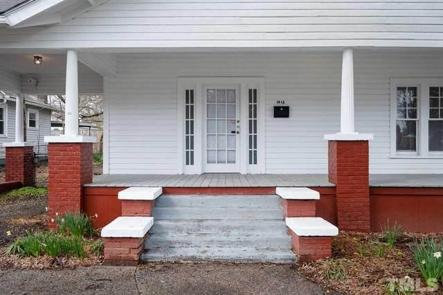 1413 Watts Street, Durham, NC 27702 (#2304699) :: Sara Kate Homes