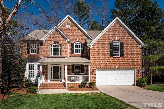 8421 Piney Branch Drive, Apex, NC 27539 (#2304732) :: Sara Kate Homes