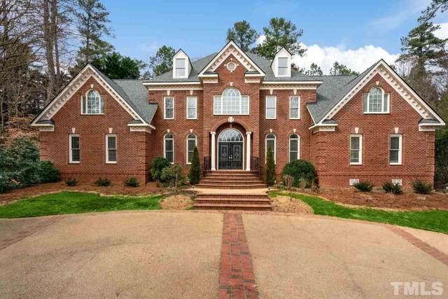 105 Redfern Drive, Cary, NC 27518 (#2304761) :: M&J Realty Group