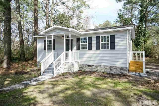 1903 SE Farrior Drive, Wilson, NC 27893 (#2304826) :: RE/MAX Real Estate Service