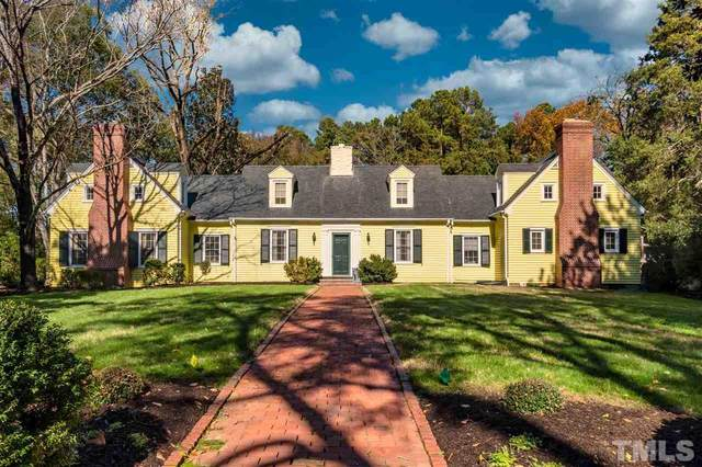 610 Greenwood Road, Chapel Hill, NC 27514 (MLS #2304876) :: On Point Realty