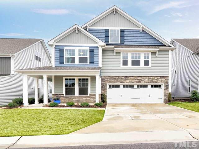 135 Pepperwood Way, Durham, NC 27703 (#2304885) :: Triangle Top Choice Realty, LLC