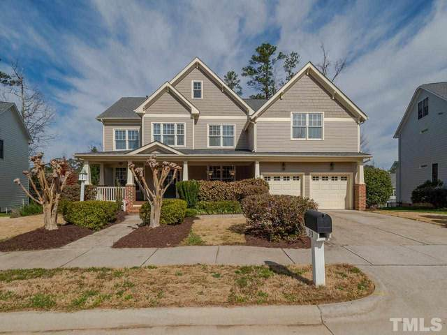 313 Greenfield Knoll Drive, Cary, NC 27519 (#2305056) :: Raleigh Cary Realty
