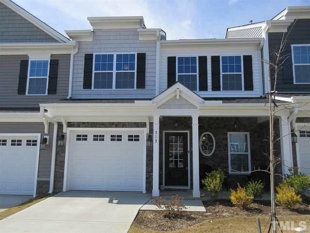 513 Barneswyck Drive, Fuquay Varina, NC 27526 (#2305194) :: Realty World Signature Properties