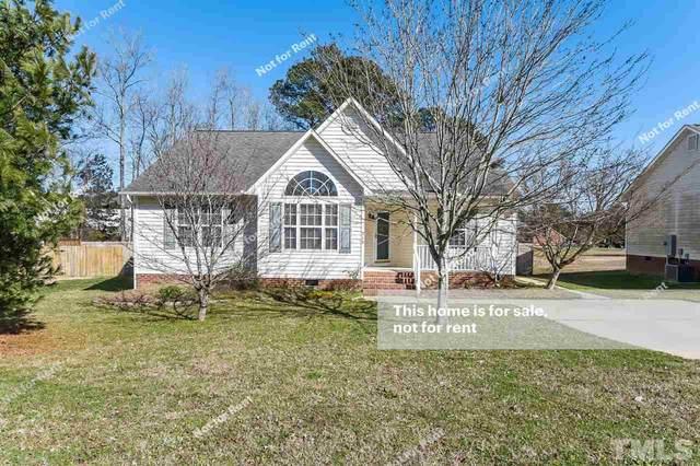 217 Pinecroft Drive, Clayton, NC 27520 (#2305208) :: The Beth Hines Team