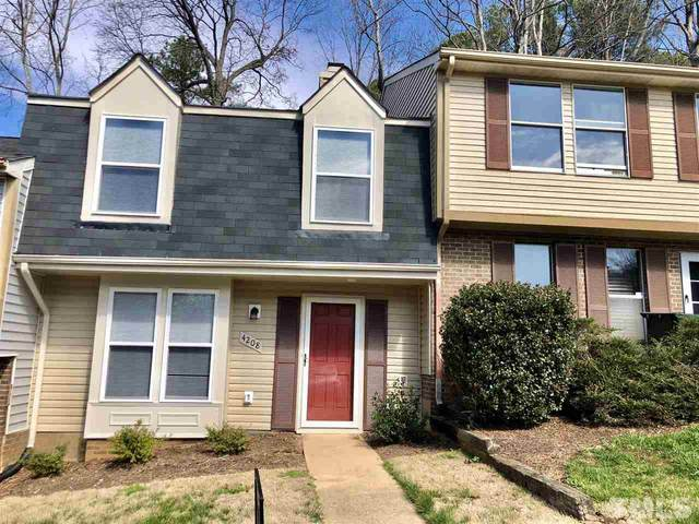 4208 Sterlingworth Drive, Raleigh, NC 27606 (#2305219) :: M&J Realty Group