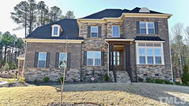 613 Peninsula Forest Place, Cary, NC 27519 (#2305250) :: Marti Hampton Team brokered by eXp Realty