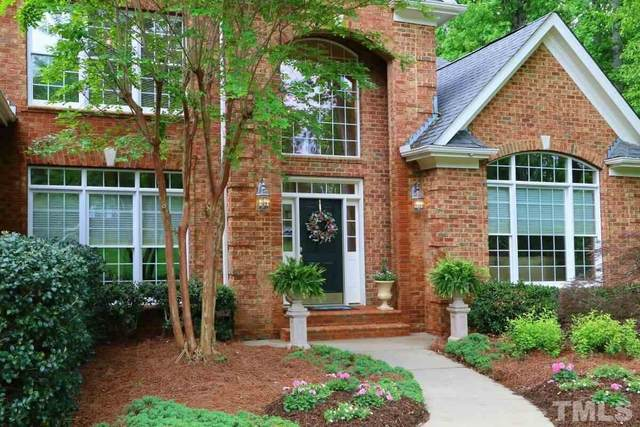 541 The Preserve Trail, Chapel Hill, NC 27517 (#2305351) :: Marti Hampton Team brokered by eXp Realty