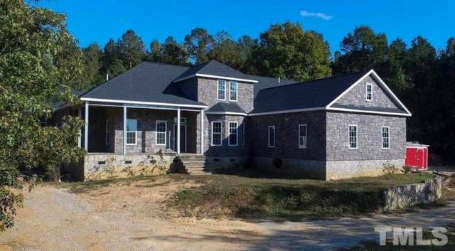 464 Bluff Ridge Lane, Angier, NC 27501 (#2305356) :: Real Properties