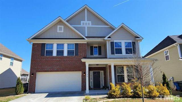 7584 Oakberry Drive, Raleigh, NC 27616 (#2305496) :: Real Estate By Design