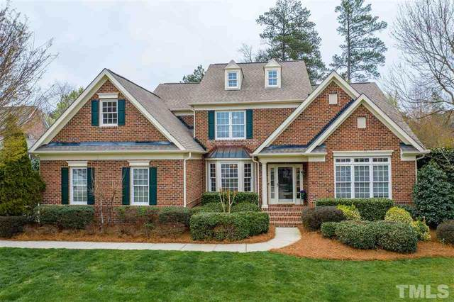10824 Round Brook Circle, Raleigh, NC 27617 (#2305625) :: Triangle Top Choice Realty, LLC