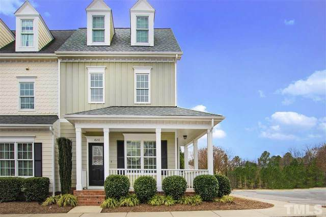820 Myrtle Grove Lane, Apex, NC 27502 (#2305629) :: Triangle Top Choice Realty, LLC