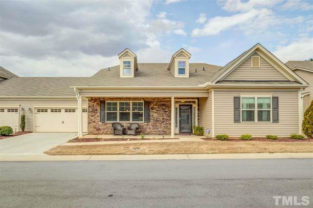 25 E Milan Court, Clayton, NC 27527 (#2305640) :: Real Estate By Design