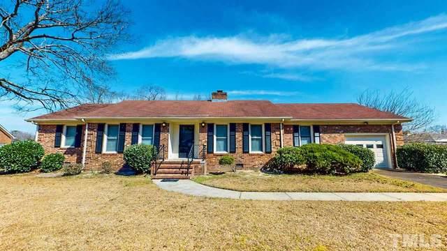 103 Amblewood Lane, Goldsboro, NC 27534 (#2305648) :: Dogwood Properties