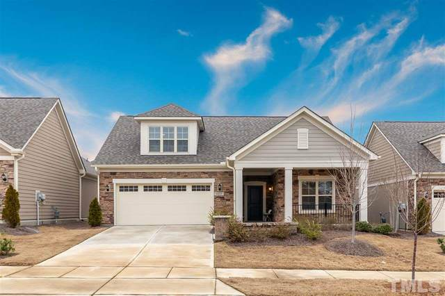 1517 Fountainview Drive, Wake Forest, NC 27587 (#2305757) :: The Jim Allen Group