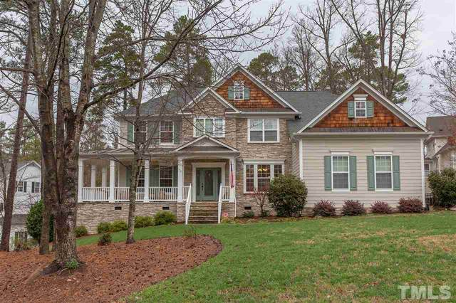 73 Davis Love Drive, Chapel Hill, NC 27517 (#2305783) :: Marti Hampton Team brokered by eXp Realty