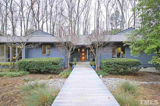 1016 Pinehurst Drive, Chapel Hill, NC 27517 (#2305784) :: The Jim Allen Group