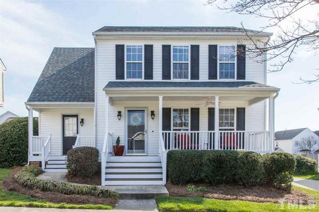 132 Danesway Drive, Holly Springs, NC 27540 (#2305826) :: Triangle Top Choice Realty, LLC