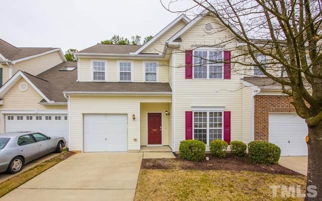 206 Hidden Springs Drive, Durham, NC 27703 (#2305964) :: Triangle Top Choice Realty, LLC
