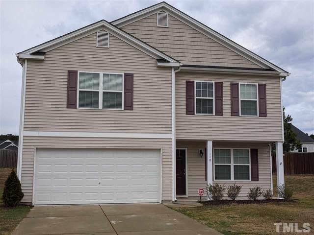 118 Archer Drive, Bunnlevel, NC 28323 (#2305975) :: The Perry Group