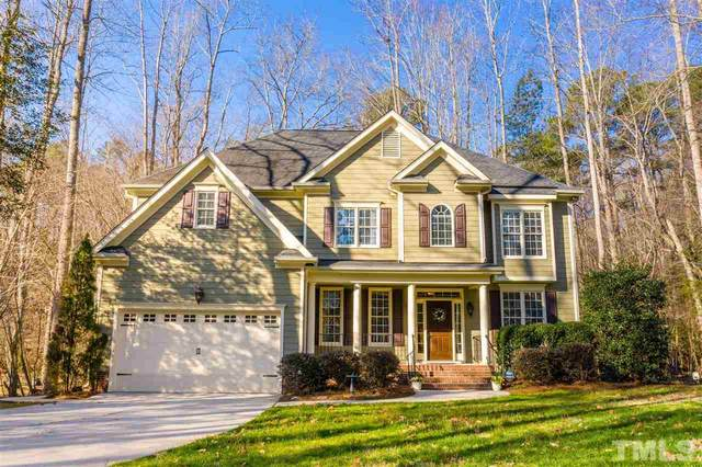 11604 W Appaloosa Run, Raleigh, NC 27613 (#2305989) :: Rachel Kendall Team