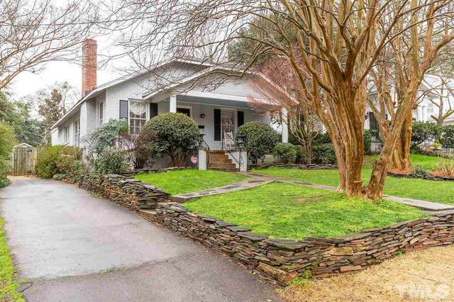 2245 The Circle, Raleigh, NC 27608 (#2306005) :: Dogwood Properties