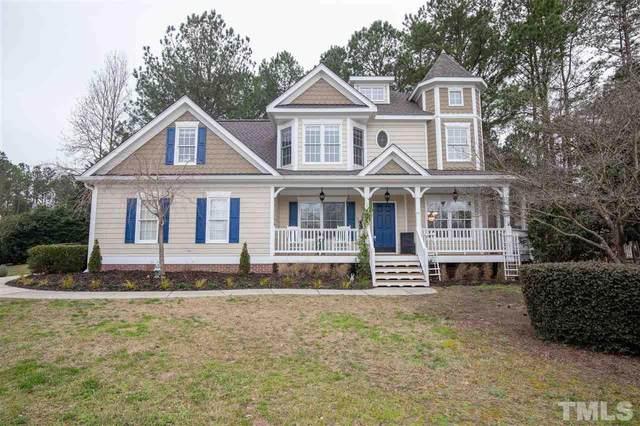 301 Cedar Wynd Drive, Apex, NC 27502 (#2306065) :: Triangle Top Choice Realty, LLC