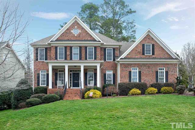 232 Middle Creek Park Avenue, Apex, NC 27539 (#2306152) :: Marti Hampton Team brokered by eXp Realty