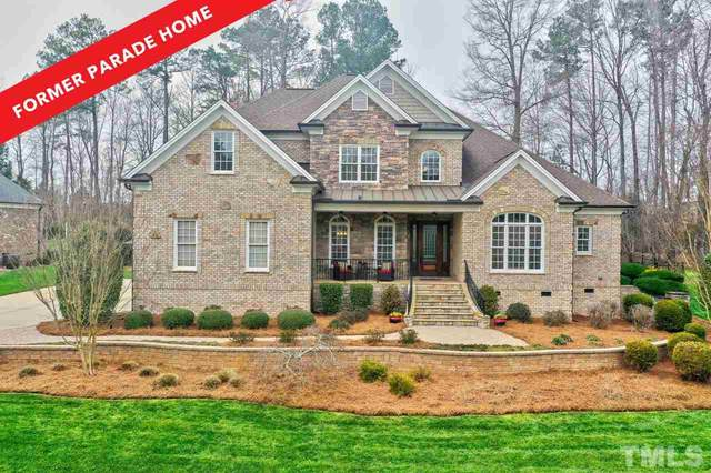 4124 Banks Stone Drive, Raleigh, NC 27603 (#2306263) :: Realty World Signature Properties