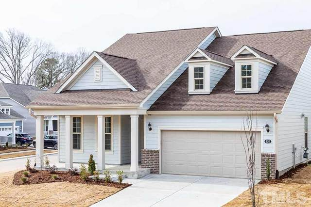 620 Courtship Cove #454, Durham, NC 27703 (#2306294) :: Marti Hampton Team brokered by eXp Realty