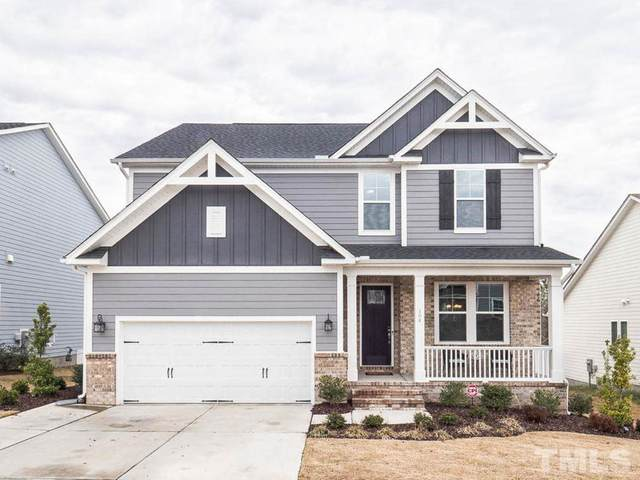 104 Moore Hill Way, Holly Springs, NC 27540 (#2306308) :: Realty World Signature Properties
