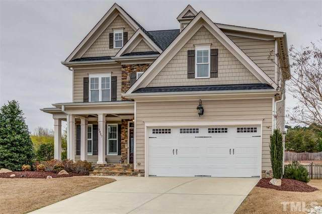 3837 Crimson Clover Avenue, Wake Forest, NC 27587 (#2306361) :: Triangle Top Choice Realty, LLC