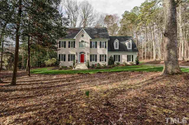 2400 Henning Drive, Raleigh, NC 27615 (#2306447) :: Real Estate By Design