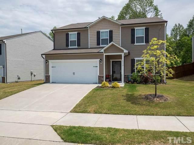 4332 Auburn Hills Drive, Raleigh, NC 27616 (#2306452) :: M&J Realty Group