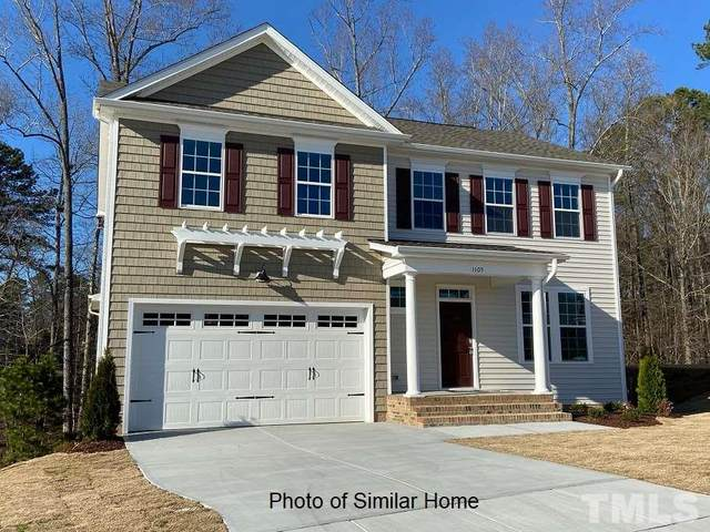 1504 Sunny Days Drive #50, Knightdale, NC 27545 (#2306535) :: Real Estate By Design