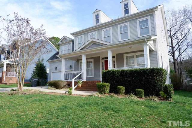 121 Redhill Road, Holly Springs, NC 27540 (#2306622) :: Raleigh Cary Realty