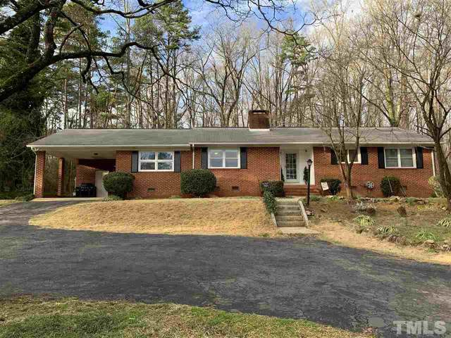 2968 N Old Us 421, Siler City, NC 27344 (MLS #2306626) :: The Oceanaire Realty