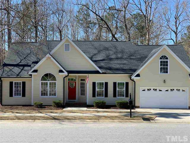 113 Torrey Pines Drive, Clayton, NC 27527 (#2306649) :: M&J Realty Group