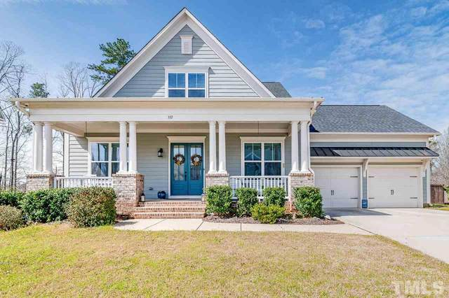 337 Ironcreek Place, Apex, NC 27539 (#2306781) :: The Perry Group