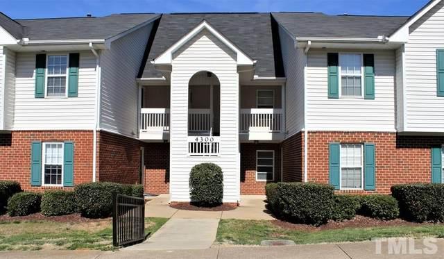 4312 Wellington Ridge Loop #4312, Cary, NC 27518 (#2306837) :: RE/MAX Real Estate Service