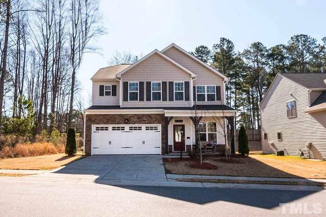105 Naples Lane, Clayton, NC 27527 (#2306864) :: Real Estate By Design