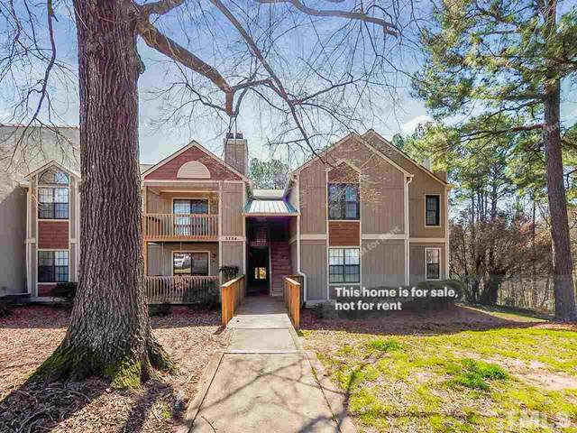 3704 Chimney Ridge Place #3, Durham, NC 27713 (#2306875) :: Marti Hampton Team brokered by eXp Realty