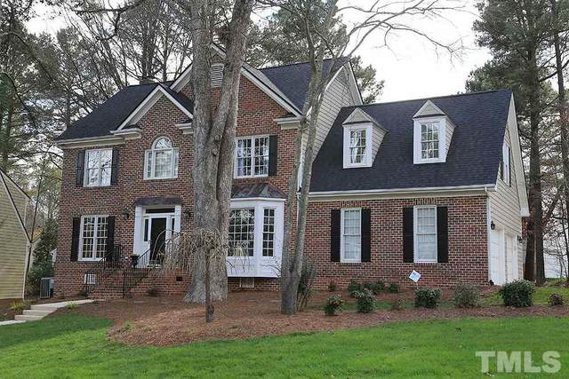 207 Morrow Mountain Drive, Cary, NC 27513 (#2307092) :: Real Estate By Design