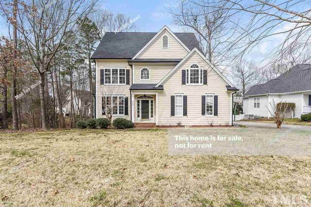 505 Parkridge Drive, Clayton, NC 27527 (#2307130) :: M&J Realty Group