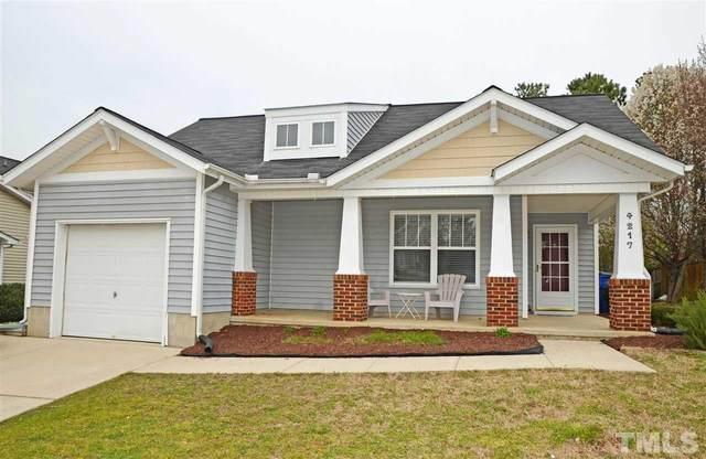 4217 Hopper Street, Raleigh, NC 27616 (#2307235) :: Team Ruby Henderson