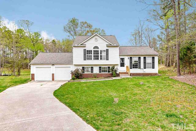 4219 Sweet Gum Court, Durham, NC 27703 (#2307248) :: The Perry Group