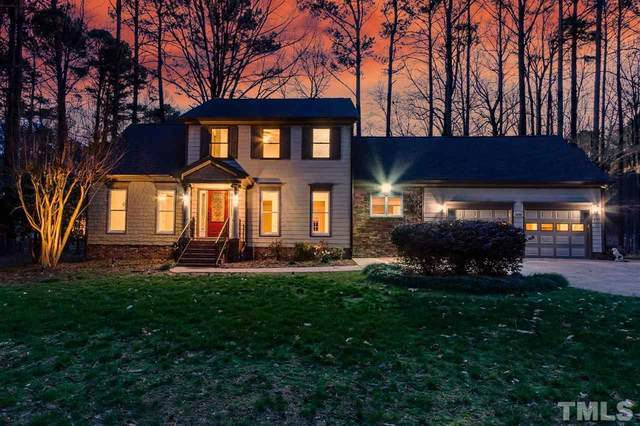 504 Brookfield Road, Raleigh, NC 27615 (#2307280) :: Real Estate By Design