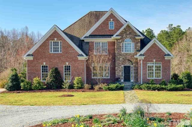 2001 Schley Road, Hurdle Mills, NC 27541 (#2307301) :: Dogwood Properties